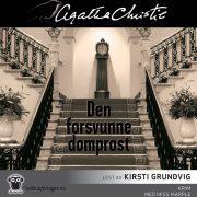 Lydbok - Den forsvunne domprost-Agatha Christie
