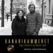 Lydbok - Kanarikammeret - Intervju med forfatterne-Ingar Johnsrud