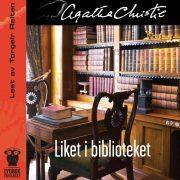 Lydbok - Liket i biblioteket-Agatha Christie