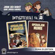 Lydbok - Operasjon Mumie-Jørn Lier Horst