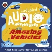 Lydbok - Amazing Vehicles-Ladybird