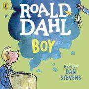 Lydbok - Boy-Roald Dahl