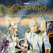 Lydbok - Doctor Who and the Enemy of the World-Ian Marter