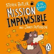 Lydbok - Dog Diaries: Mission Impawsible-Steven Butler