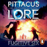 Lydbok - Fugitive Six-Pittacus Lore