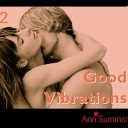 Lydbok - Good Vibrations-Ann Summers