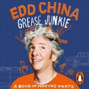 Lydbok - Grease Junkie-Edd China