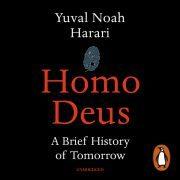 Lydbok - Homo Deus-Yuval Noah Harari