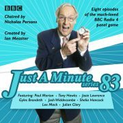 Lydbok - Just a Minute: Series 83-BBC Radio Comedy