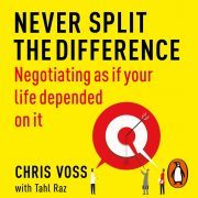 Lydbok - Never Split the Difference-Chris Voss