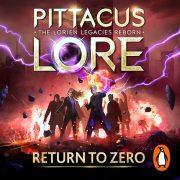 Lydbok - Return to Zero-Pittacus Lore