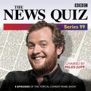 Lydbok - The News Quiz: Series 99-BBC Radio Comedy