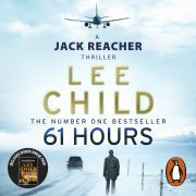 Lydbok - 61 Hours-Lee Child