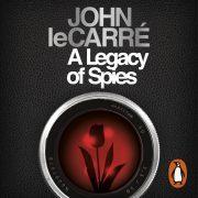 Lydbok - A Legacy of Spies-John le Carré