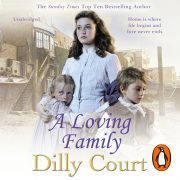 Lydbok - A Loving Family-Dilly Court