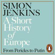 Lydbok - A Short History of Europe-Simon Jenkins