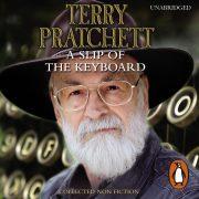 Lydbok - A Slip of the Keyboard-Terry Pratchett