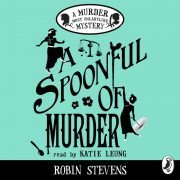 Lydbok - A Spoonful of Murder-Robin Stevens
