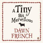 Lydbok - A Tiny Bit Marvellous-Dawn French