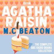 Lydbok - Agatha Raisin-M.C. Beaton