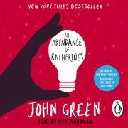 Lydbok - An Abundance of Katherines-John Green
