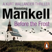 Lydbok - Before The Frost-Henning Mankell