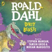 Lydbok - Dirty Beasts-Roald Dahl