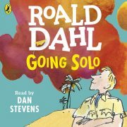 Lydbok - Going Solo-Roald Dahl