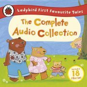 Lydbok - Ladybird First Favourite Tales: The Complete Audio Collection-Ikke navngitt