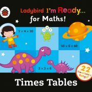 Lydbok - Ladybird Times Tables Audio Collection: I'm Ready for Maths-Ikke navngitt