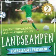 Lydbok - Landskampen-Bjørn Ingvaldsen
