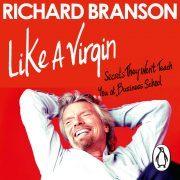 Lydbok - Like A Virgin-Richard Branson
