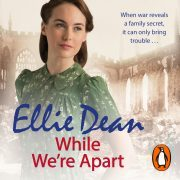 Lydbok - While We're Apart-Ellie Dean