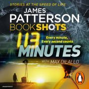 Lydbok - 113 Minutes-James Patterson