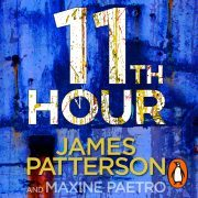 Lydbok - 11th Hour-James Patterson