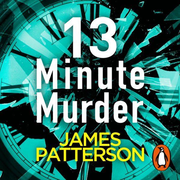 Lydbok - 13-Minute Murder-James Patterson