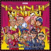 Lydbok - 15 Minute Musical-David Quantick