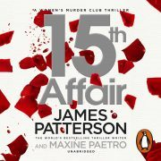 Lydbok - 15th Affair-James Patterson