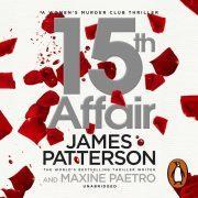 Lydbok - 15th Affair-James Patterson