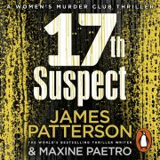 Lydbok - 17th Suspect-James Patterson