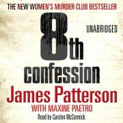 Lydbok - 8th Confession-James Patterson