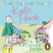 Lydbok - A Country Escape-Katie Fforde