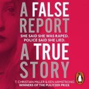 Lydbok - A False Report-T. Christian Miller