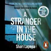 Lydbok - A Stranger in the House-Shari Lapena