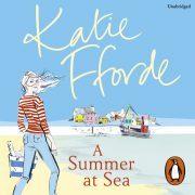 Lydbok - A Summer at Sea-Katie Fforde