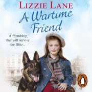 Lydbok - A Wartime Friend-Lizzie Lane