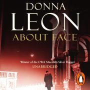 Lydbok - About Face-Donna Leon