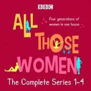 Lydbok - All Those Women: The Complete Series 1-4-Katherine Jakeways