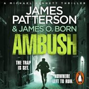 Lydbok - Ambush-James Patterson