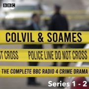 Lydbok - Colvil & Soames: The Complete Series 1-2-Christopher Lee